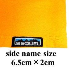 画像13: 【50%OFF】SEQUEL シークエル ロゴプリントT 全4色 メンズ/レディース (13)