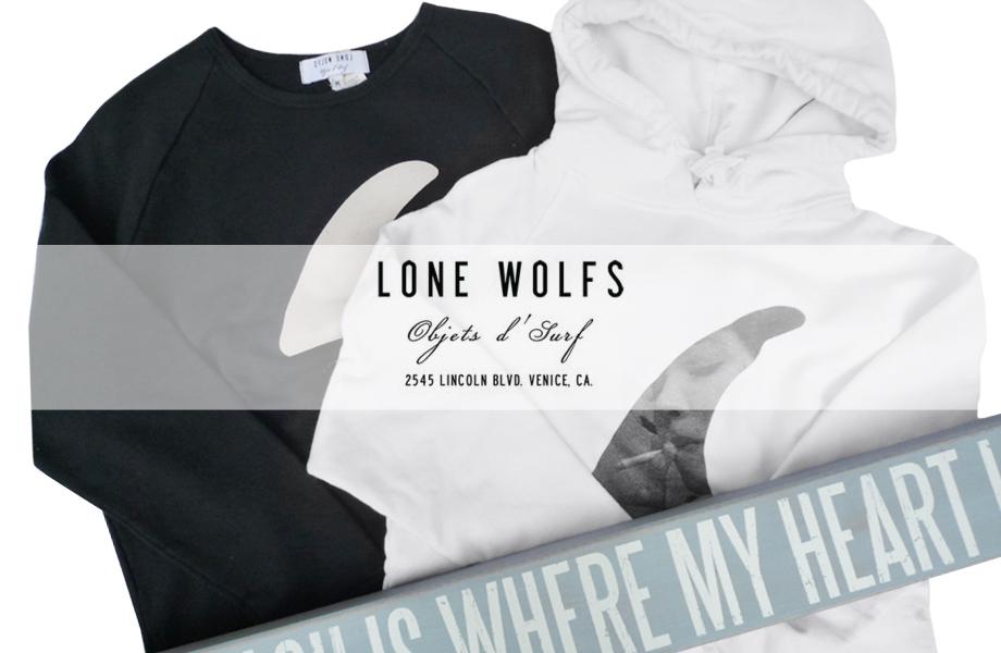 LONE WOLFS,ローンウルフ