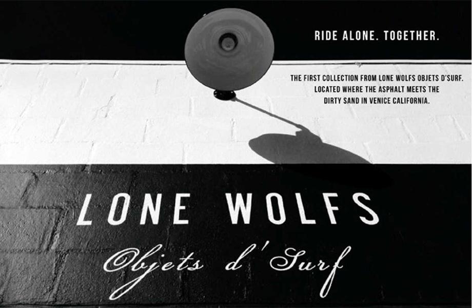 LONE WOLFS,ローンウルフズ