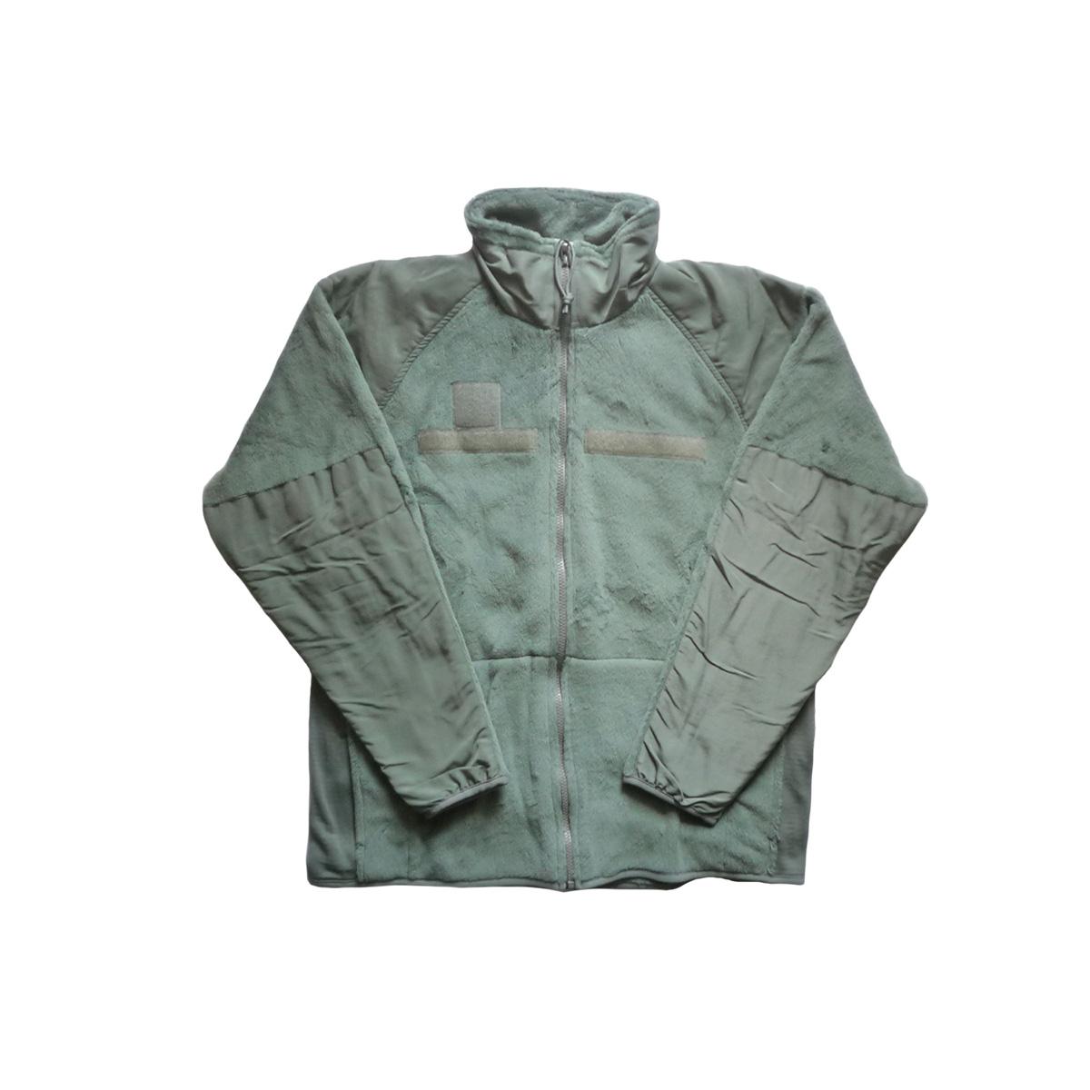 画像1: 【雑誌GO OUT掲載】GI GENERATIONAL 米軍 ECWCS POLARTEC フリースジャケット メンズ OLIVE (1)