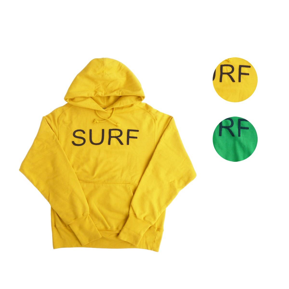 画像1: Goodwear グッドウェア APPLIQUE P/O HOODIE SURF 全2色 メンズ/レディース (1)