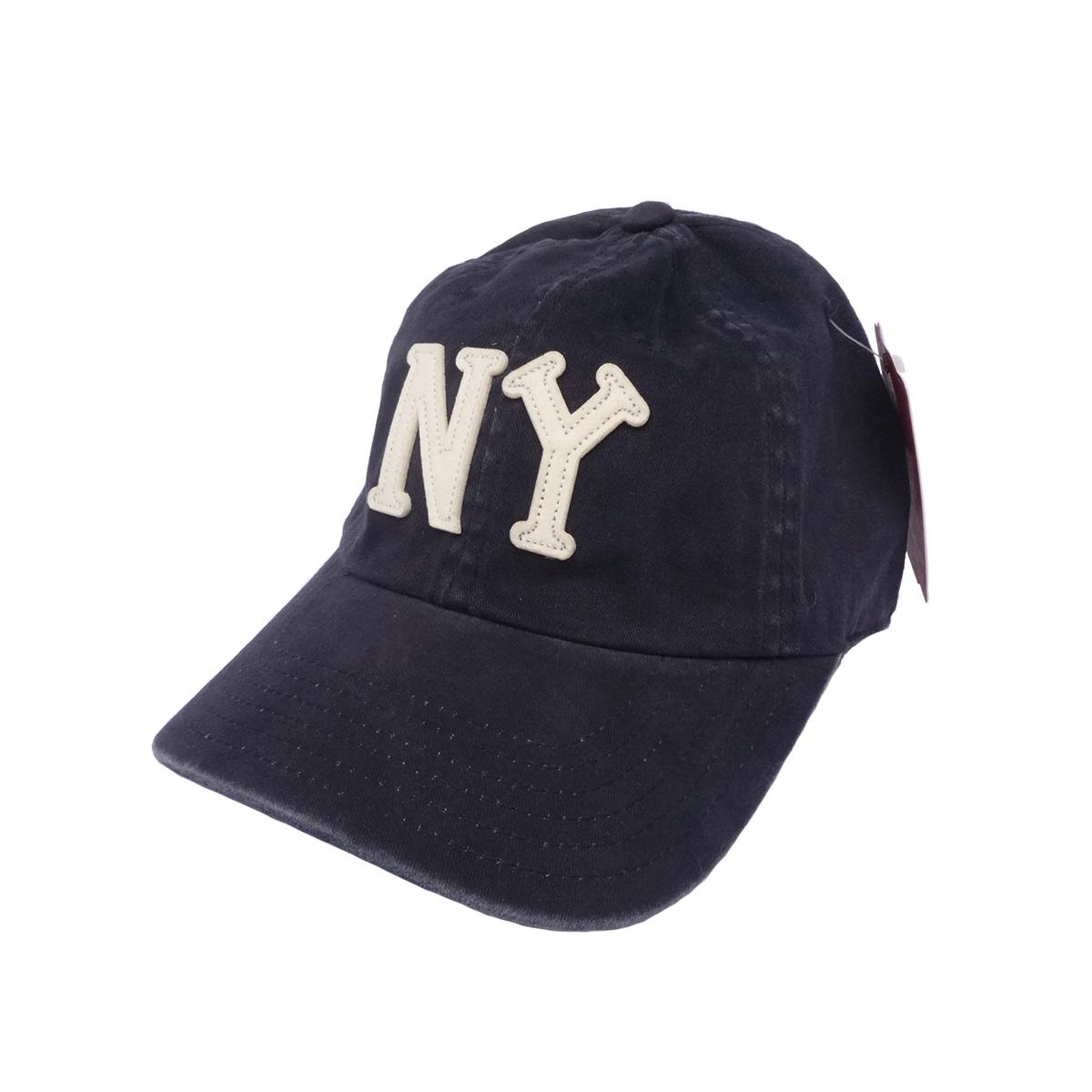 画像1: AMERICAN NEEDLE アメリカンニードル キャップ ARCHIVE CAP NEW YORK BLACK YANKEES NAVY メンズ/レディース (1)