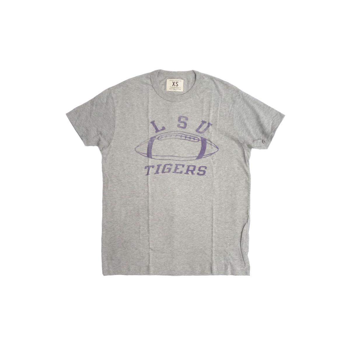 画像1: TAILGATE テイルゲート ルイジアナ Tシャツ H/GREY メンズ/レディース (1)