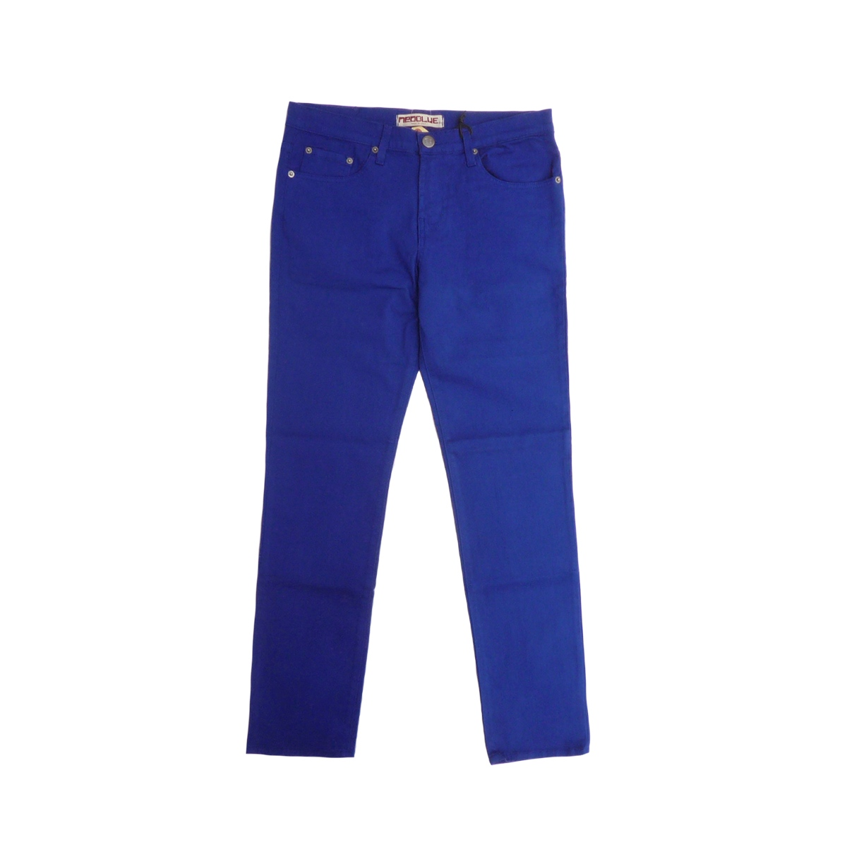 画像1: NEO BLUE ネオブルー SKINNY PANTS ROYAL メンズ (1)