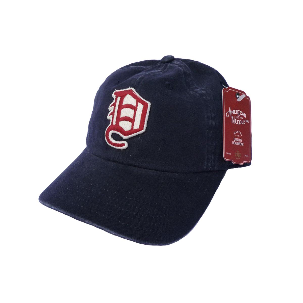 画像1: AMERICAN NEEDLE アメリカンニードル NIPPON LEAGUE BASEBALL ARCHIVE CAP 大映スターズ NAVY メンズ/レディース (1)