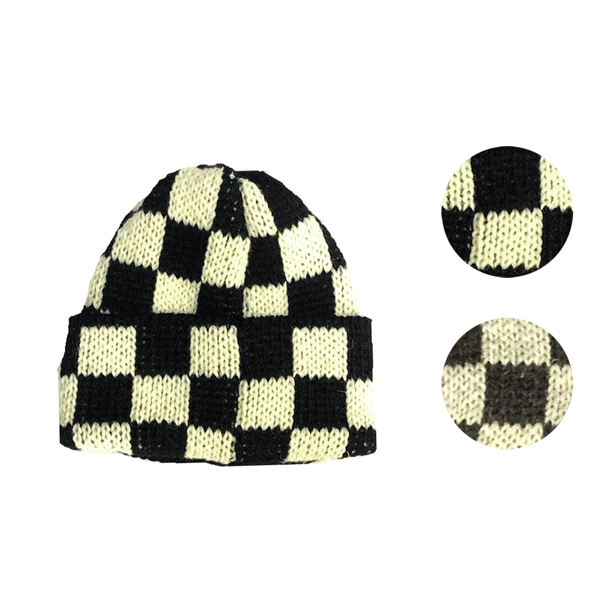 画像1: HIGHLAND2000 ハイランド2000 CHECK BOB CAP 全2色 メンズ/レディース (1)