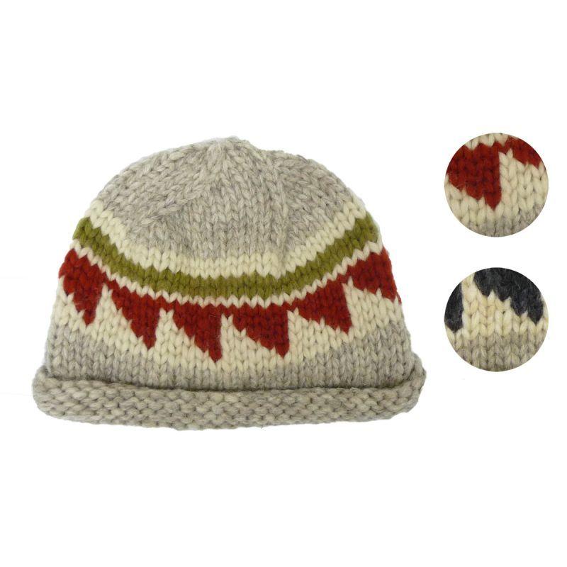 画像1: GRANTED グランテッド KNIT CAP CYPRESS TOQUE HAT メンズ/レディース 全2色 (1)