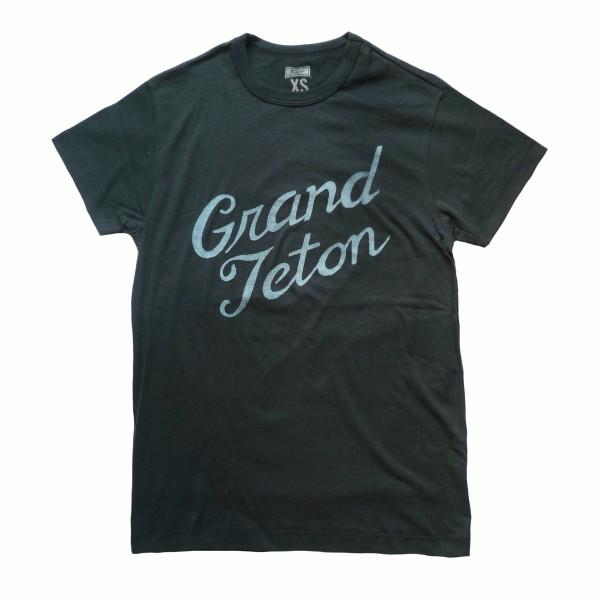 画像1: 【セール 60%OFF】TAILGATE テイルゲート Tシャツ GRAND TETON  スミクロ メンズ (1)